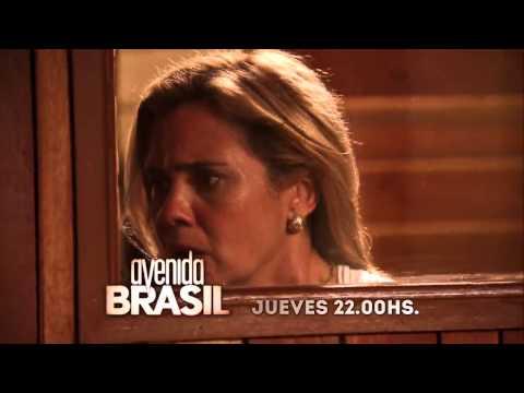 Avenida Brasil Capítulo 110 22 05 2014 Telefe HD Argentina