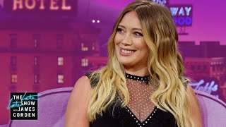Hilary Duff Is Having a Baby Girl and Her Son Has a Name