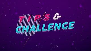 VENCEDORES do TIPS&CHALLENGE: TRAILER de um FILME sobre EDITORES!
