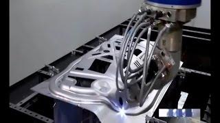Iran made Laser welding & cutting machines, Parto Pardazesh Tehran co. ليزر برش و جوشكاري ايران