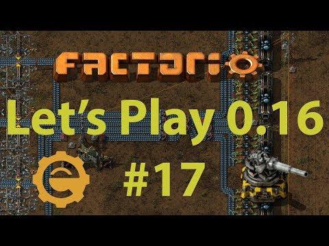 Factorio 0.16 Let s Play 17 Uranium outpost