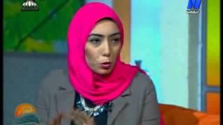 يوم جديد مع الفنانات التشكيليات آية شوقى و أيتن رضوان - إعداد: إيمان زكى