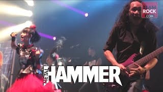 Dragonforce collaborating with Babymetal | Download 2015 | Metal Hammer