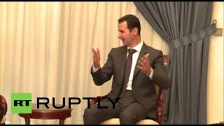 Syria: Assad and Iran