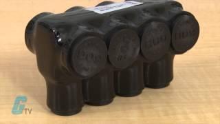 Ilsco Nimbus Series Insulated Multi Tap Connectors