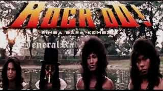 Rock Oo Rimba Bara Kembali OST ( Cover Album ) - TIKA