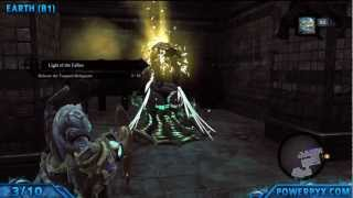 Darksiders 2 - All Trapped Hellguard Locations (Light of the Fallen Side Quest)