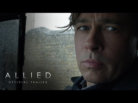 Xxx Mp4 Allied Official Trailer 2016 Paramount Pictures 3gp Sex