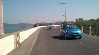Jharkhand Tourism: Way To Maithon Dam,Dhanbad