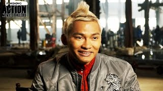 Tony Jaa talks xXx The Return of Xander Cage - Action Movie