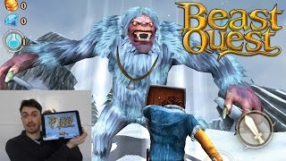 Let's Play Beast Quest: Sepron - our new free mobile game!