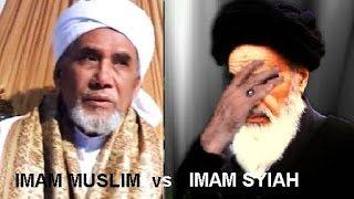 Siapa Sebenarnya Khumaini Dan Dua Belas Imam Syiah