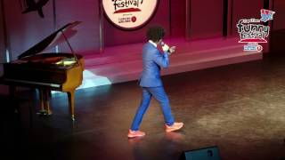 #TBT: Marc Lottering at #CTFunnyFest 2016