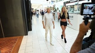 Ellen and Britney Spears' Mall Mischief