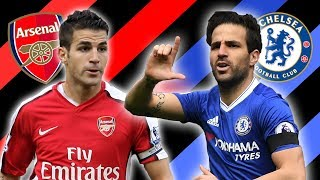 16 Footballers Who Played For Arsenal & Chelsea