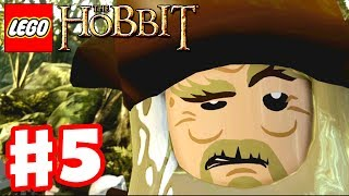 LEGO The Hobbit - Gameplay Walkthrough Part 5 - The Troll Hoard (Xbox One, PS4, PC)