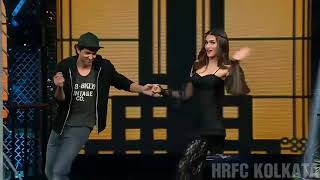 Hrithik roshan and kriti sanon dance