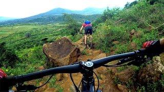 Wheels on the ground in Africa | Mountain biking Kijabe, Kenya