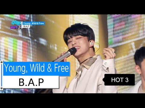Xxx Mp4 HOT B A P Young Wild Free 비에이피 영 와일드 앤 프리 Show Music Core 20151212 3gp Sex