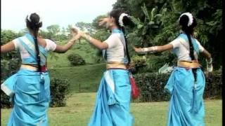 Monomor Megher Sangeet [Full Song] Aloker Eai Jharnadharai- Rabithakurer Nacher Gaan Vol.1