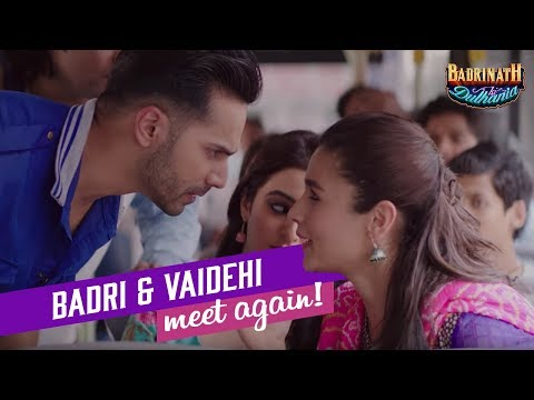 Xxx Mp4 Badri And Vaidehi Meet Again Badrinath Ki Dulhania Varun Dhawan Alia Bhatt 3gp Sex