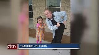 Teacher says CCSD pulled job offer without explanation