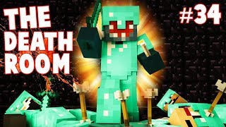 THE DEATH ROOM!! - FRIEND OR FOE! #34   MINECRAFT