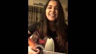 Shraddha Sharma Have fun Keep Rocking songs with Facebook