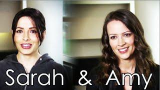 Amy Acker & Sarah Shahi