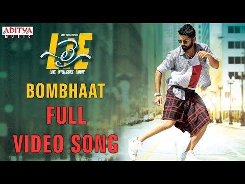 Xxx Mp4 Bombhaat Full Video Song Lie Video Songs Nithiin Megha Akash Mani Sharma 3gp Sex