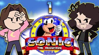 Sonic The Hedgehog: Grump Hill Zone - PART 1 - Game Grumps