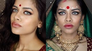 Devdas: Aishwarya Rai Makeup Tutorial