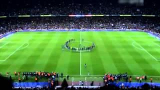 Despedida de Pep Guardiola del Club Barça  05.05.2012