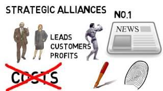 What are Strategic Alliances?