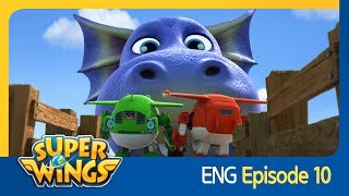 [Superwings] EP 10 - Bubble Trouble(ENG)