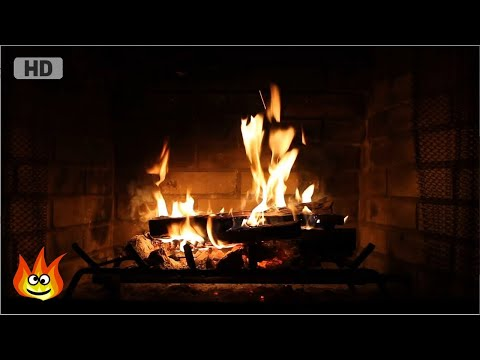 Xxx Mp4 Burning Fireplace With Crackling Fire Sounds Full HD 3gp Sex