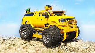 9 EPIC MODDED VEHICLES FOR GTA 5