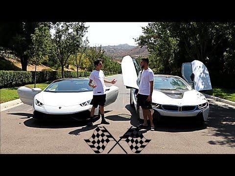 Xxx Mp4 LAMBORGHINI VS BMW I8 RACE INSANE FaZe Rug 3gp Sex