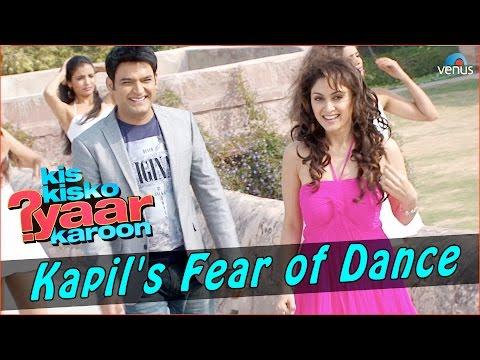 Kis Kisko Pyaar Karoon | Behind The Scenes | Kapil's Fear of Dance
