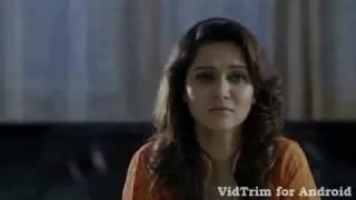 Tahasan Mithila Joynal on a music video