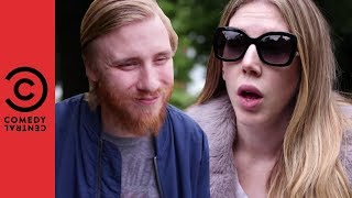 Who Gets Katherine Ryan In The Break Up? | Bobby And Harriet Get Married