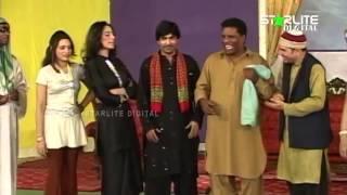 Stage Drama Full Comedy Sajan Abbas & Dedar Video 214