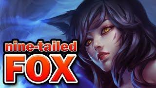 The Nine-Tailed Fox (Ahri Lore)