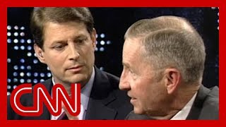 1993 NAFTA debate: Al Gore vs Ross Perot (Full debate - CNN official Larry King LIve)
