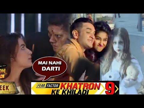 Xxx Mp4 Khatron Ke Khiladi 9 Jasmin Bhasin Gets SHOCKED Seeing Ghost Avika Vikas Run Away 3gp Sex