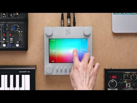 Xxx Mp4 Making Music With NSynth Super 3gp Sex