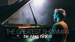 """The Greatest Showman"" - The Piano Medley - Costantino Carrara"