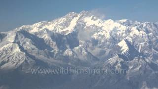 Kanchenjunga: India's highest peak, on Indo-Nepal border