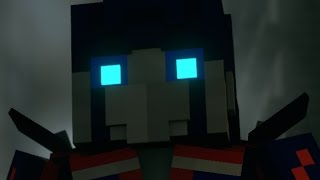 Terribly Modeled Cars and Worse Looking Robots (Scrapped Minecraft Transformers Animation)