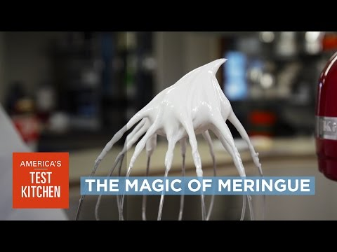 Science: The Magic of Meringue—Why Timing Matters When Whipping Egg Whites and Sugar